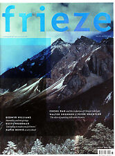 FRIEZE 177 March 2016 CHENG RAN Chantal Akerman GEORGE BARBER Rachel Maclean NEW