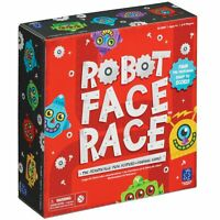 Learning Resources Robot Face Race - Children's Colour and Attribute Board Game