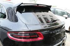 For Porsche Macan Carbon Fiber Roof Spoiler Wing 2014 2015 2016 - UP