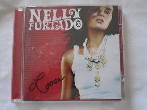NELLY FURTADO - 'LOOSE' CD - FREE POST TO UK ONLY