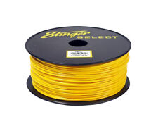 Stinger SSPW18YL Audio Primary Cable 18 Gauge Wire  500FT