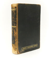 Owen Johnson 'The Varmint' Little Brown & Company Boston, 1930. Signed 1st Ed