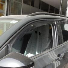 5 p Kit 4 Deflettori Aria Antivento Farad Anteriori//Posteriori Suzuki Vitara dal 2015