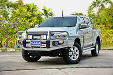 MCC 4WD BRUSH BARS & SIDE STEPS COMBO TO SUIT HOLDEN COLORADO RG 2012-ON **NEW**