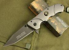 Nóż Knives Messer EXTREMA RATIO 58 HRC STAINLESS COBALT FOLDING Liner-LOCK
