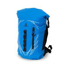 Wasserdichter Outdoor Rucksack m. Rolltop Öffnung in Blau mapuera Searo 22 Liter