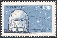 CILE 1972 CERRO tololo ET Osservatorio/ASTRONOMIA/stelle/spazio/edifici 1 V n27186