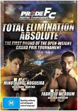 Pride FC - Total Elimination Absolute (DVD, 2009, Region 4)