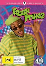 Fresh Prince Of Bel Air : Season 3 (DVD, 2006, 4-Disc Set)