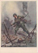 A6252) GRANATIERE DELLA VITTORIA. GRANATIERI ALL'ASSALTO NELLA WW1.