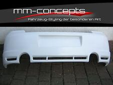 VW Golf 4 IV R32 Heckstoßstange Heck Heckschürze Stoßstange Neu