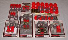 PROTHANE 18-2010 Total Bushing Kit 85-87 RWD Toyota Corolla GTS SR5 AE86-Poly