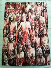CANNIBAL CORPSE - The bleeding FLAG Heavy thrash death METAL cloth poster