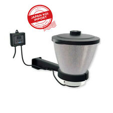 More details for superfish automatic timed koi pro fish food feeder. japan koi import