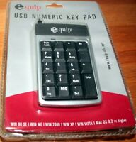 Pavé numérique Equip pour PC - NEUF / NEW USB Numeric Key Pad for PC computer