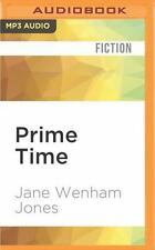 Prime Time by Jane Wenham Jones (2016, MP3 CD, Unabridged)
