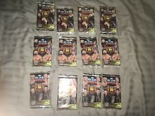 TOPPS WWE SLAM ATTAX 10th EDITION WRESTLING CARDS 12X NEW SEALED PACKS BOOSTER