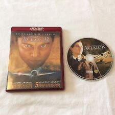 THE AVIATOR HD DVD EX COND FAST DELIV WWIDE ENGLISH FRENCH SPANISH AUDIO