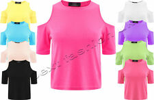 Cap Sleeve Crew Neck Casual Tops & Shirts for Women