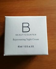 BeautyCounter Rejuvenating Night Cream - Full Size 1.5 oz - New! Beauty Counter
