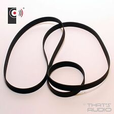 Fits PIONEER Replacement Record Player /Turntable Belt PLZ81 PLZ82 PLZ83 PLZ84