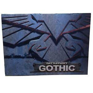Warhammer 40k Games Workshop Battlefleet Gothic Rulebook  Used