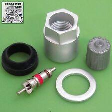 Toyota TIRE PRESSURE SENSOR TPMS REBUILD SERVICE KIT nut valve core cap TY-1110