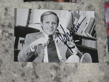 Lawyer JOHN DEAN Signed 4x6 Photo WATERGATE SCANDAL AUTOGRAPH 1