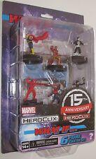 15TH ANNIVERSARY WHAT IF? STARTER SET Marvel Heroclix