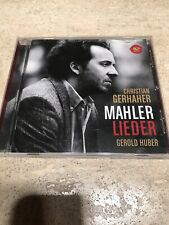 Mahler: Lieder (CD, Nov-2009, RCA)
