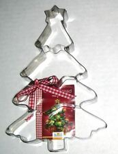 BIRKMANN German Christmas TREE Large Cookie Cutter & Recipe NWT NEW