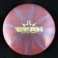 Dynamic Discs Fuzion Truth Midrange Disc Golf Disc 174g