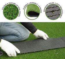 Greenhead 20mm Artificial Grass Garden Lawn Astro Tuft Realistic Grass CHEAPEST