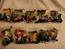 Complete set 10 2016 Angry Birds McDonald's Happy Meal Toys NEW NIP 1-10