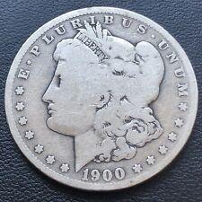 1900 O / CC Morgan Dollar $1 O over CC Silver Circulated #4675