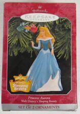 Walt Disney's Sleeping Beauty: Princess Aurora Hallmark Keepsake Ornament (Set..