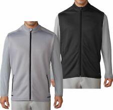 adidas Golf Mens Thermal Climaheat Hybrid Full Zip Gilet Performance Vest
