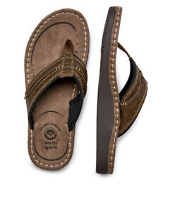 Mens Earth Spirit Dillon Cushioned Power Footbed  Brown Size 9 New With Tags