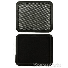 2 Washable Padded Filters for Gtech AirRam AR03 AR05 Cordless Vacuum Hoover