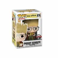 The Office - Dwight Schrute Hay King US Exclusive Pop! Vinyl [RS]-FUN41897-FUNKO