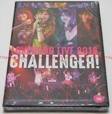 New LoVendoR LIVE 2016 CHALLENGER DVD Japan UFBW-1525 4942463185701 Tanaka Reina