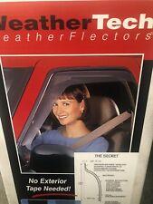 Ford Explorer WeatherTech 72033 Side Window Vent