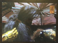 Star Wars Trilogy Card Chewbacca By Merlin 1997