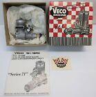 K&B Veco 19 .19 #6501 RCSM R/C Car Nitro Glow Engine. NIB. Not for airplane.