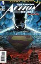 DC ACTION COMICS NEW 52 ANNUAL #2 NEAR MINT #nb-0105