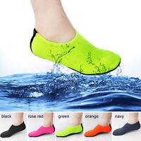 HOT Unisex Barefoot Water Skin Shoes Aqua Socks Beach Exercise Swim Surf Sports