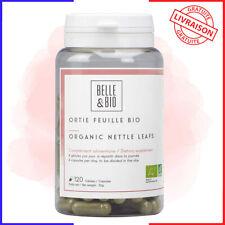 Belle&Bio, Ortie Feuille Bio, 120 gélules, 800 mg / jour, Articulation - Bio