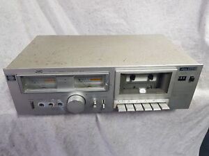 READ DESCRIPTION!! JVC KD-A11 Vintage Stereo Cassette Player and Recorder HiFi S