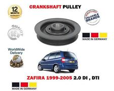 Para Opel Opel Zafira 2.0 di 2.2 Dti 16v 1999 - > Cigüeñal Polea Pully