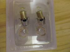 CASA di bambole 12 VOLT luce Set di 2 Luci Spot regolabile (cablata) EL187/LT9029